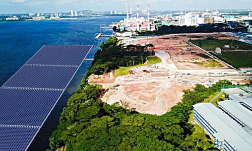 Startup phát triển dự án điện mặt trời nổi trên biển - Startup VnExpress