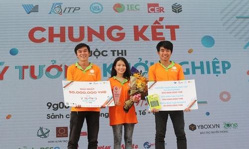 Cuộc thi khởi nghiệp sinh viên với giải thưởng tới 1 tỷ đồng - Startup VnExpress