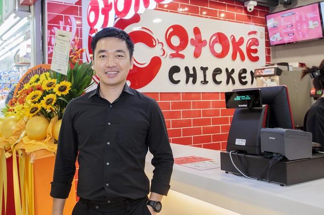Mai Trường Giang - nhà sáng lập thương hiệu Otoké Chicken
