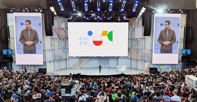 Google I/O 2019 được tổ chức từ ngày 7.5 đến ngày 9.5