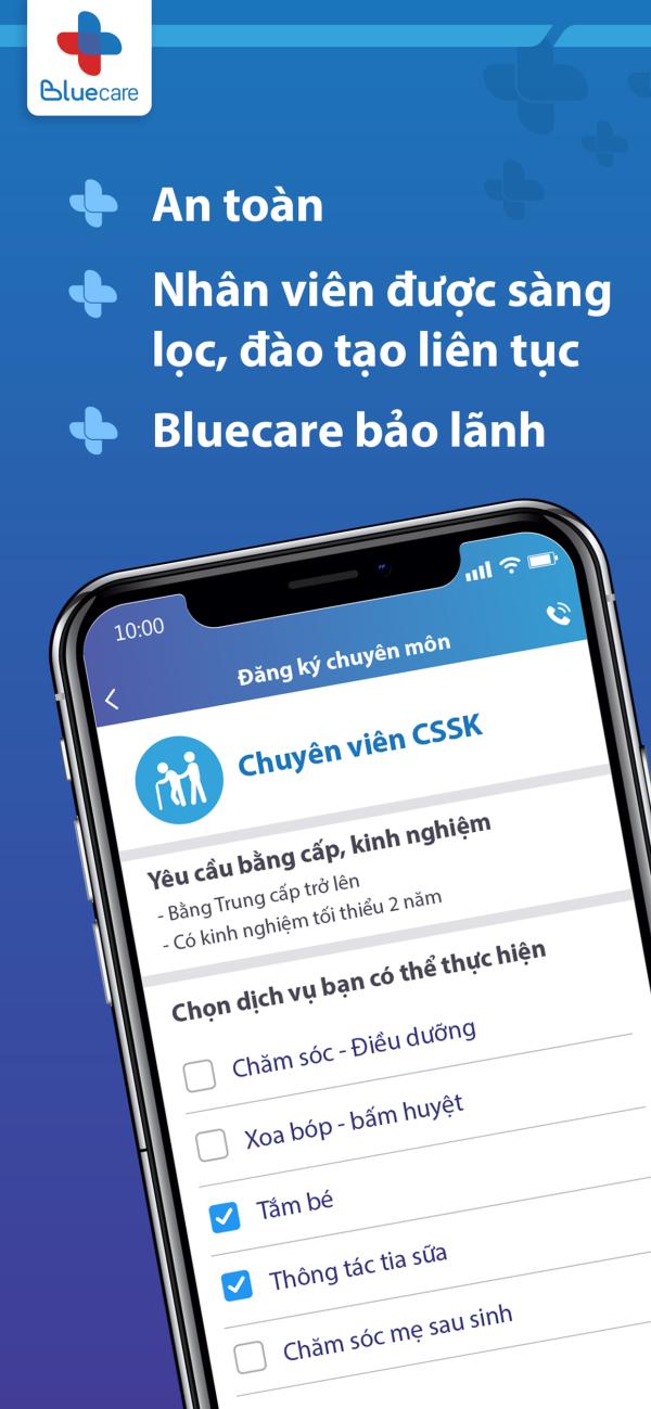 Công ty cổ phần Bluecare