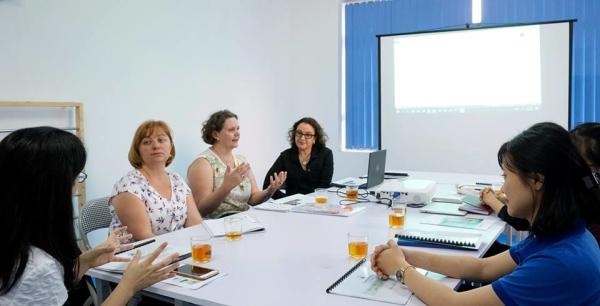 Trung tâm Nghiên cứu Giáo dục Hòa nhập và Phục hồi Chức năng Vina Healh