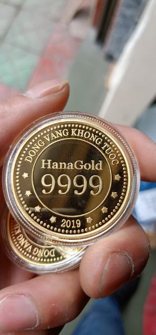 Tiệm vàng công nghệ 4.0 HanaGold