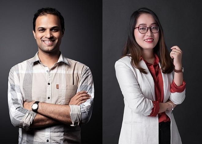 Ông Kartick Narayan - Giám đốc Kinh doanh và bà Vũ Thị Nhật Linh - Giám đốc Sàn thương mại điện tử của Tiki chia sẻ về góc nhìn của người trong cuộc.