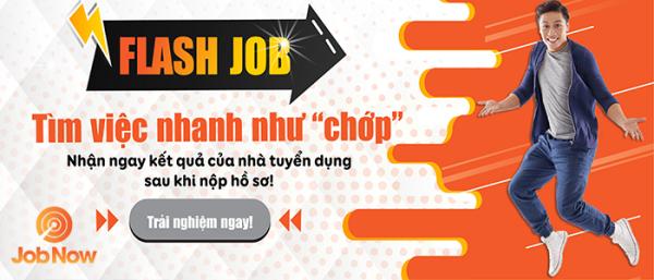 JobNow hệ thống tuyển dụng thông minh
