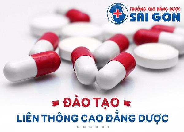 Trường Cao đẳng Dược Sài Gòn