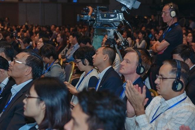 Techfest Vietnam có sự tham gia của hàng trăm nhà đầu tư, diễn giả, chuyên gia quốc tế từ 20 quốc gia trong khu vực