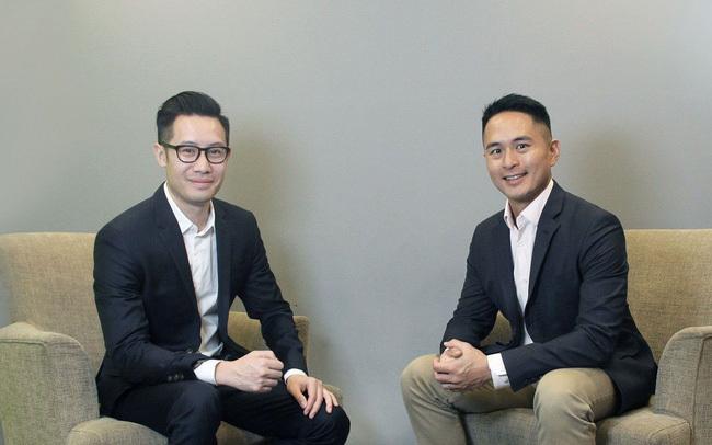 Tony Ngo và Don Le là hai nhà sáng lập Everest Education