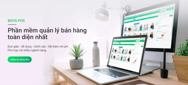 Bota - Giải pháp quản lý và bán hàng đa kênh toàn diện
