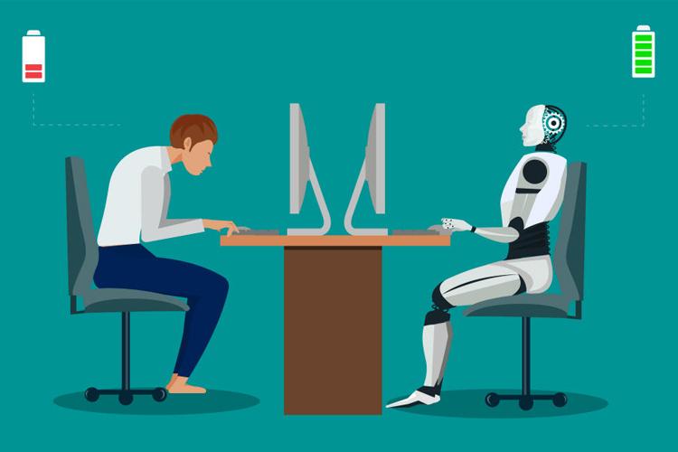Chatbot giúp giúp doanh nghiệp chăm sóc khách hàng tự động 24/7 và giảm chi phí dịch vụ lên đến 30%. Ảnh: futureofworknews