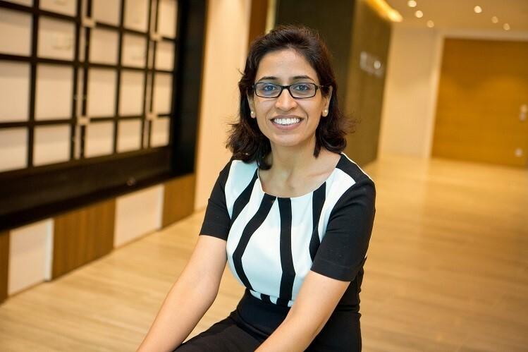 Bà Aditi Sharma - Giám đốc Chương trình Đầu tư Grab Ventures.