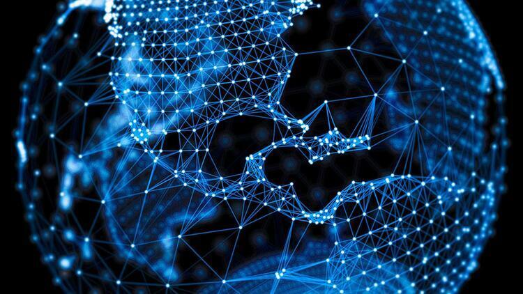 Blockchain – Công nghệ chuỗi khối dự đoán sẽ được nở rộ trong tương lai. Ảnh: Hurriyet.