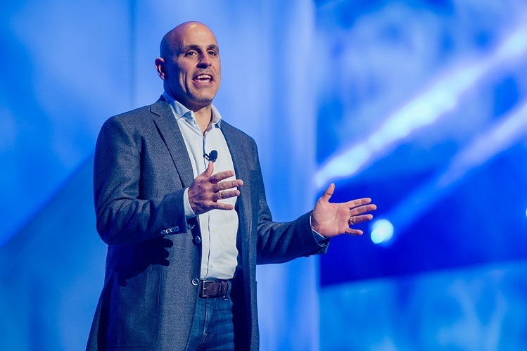 Marc Lore, giám đốc thương mại điện tử của Walmart. Ảnh: Arkansasbusiness.