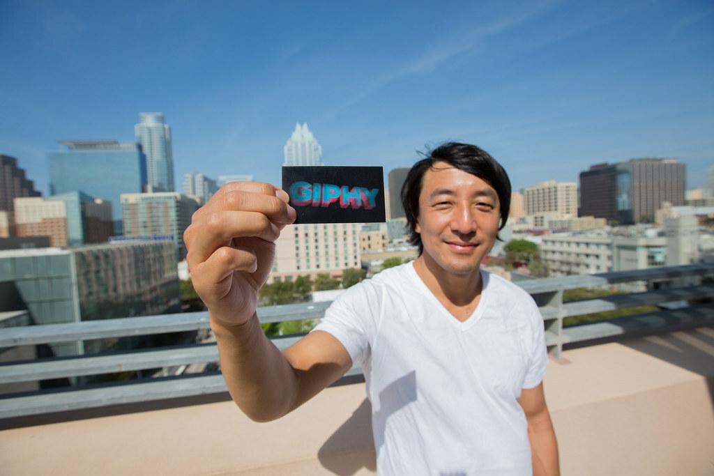 Alex Chun - Founder của Giphy.
