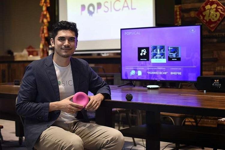 Đồng sáng lập và giám đốc điều hành Popsical Fopsq Marican.