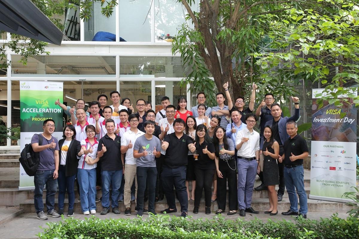 Ngày hội đầu tư 7 kết hợp hoạt động tổng kết Chương trình Tăng tốc VIISA khóa 7 HCM do VIISA tổ chức vừa diễn ra tại TP HCM.