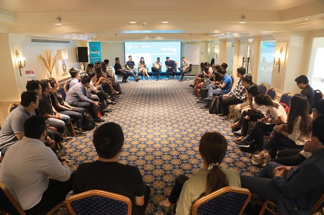 Năm nay, Startup Việt chú trọng đào tạo kỹ năng tư duy toàn diện cho startup.