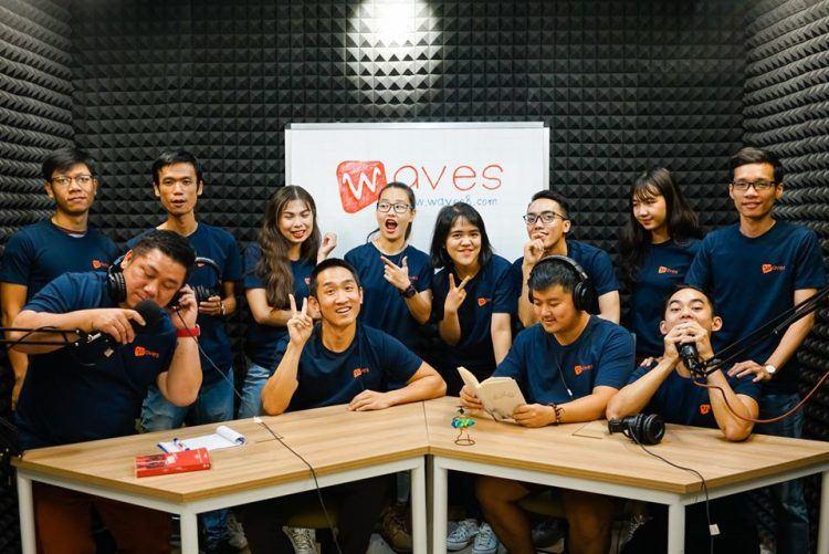 Waves, một startup về âm thanh và podcast tại TP HCM, là đơn vị mới nhất lọt vào danh mục đầu tư của Insignia.