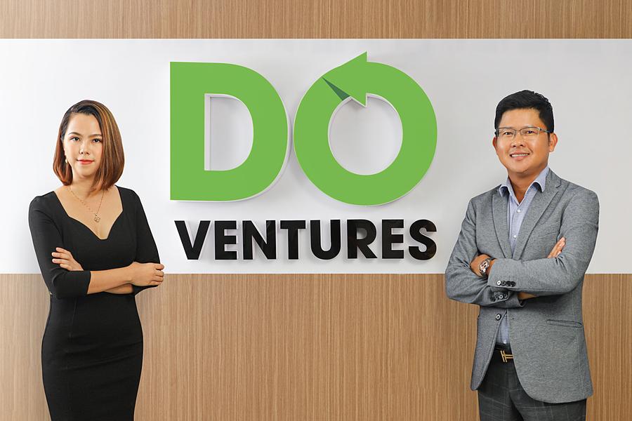 Hai nhà sáng lập quỹ đầu tư mạo hiểm Do Ventures