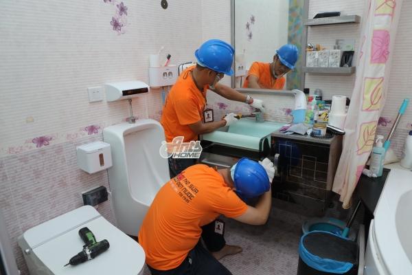 Sửa Chữa Điện Nước Antshome