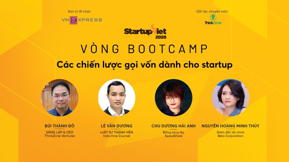 Chiến lược gọi vốn cho startup