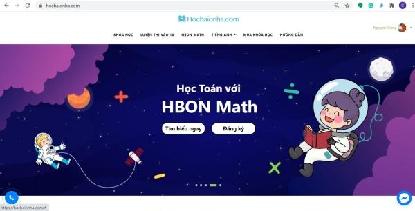 Hocbaionha.com / Công ty TNHH Công nghệ và Giáo dục Đông Phương