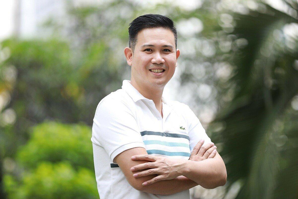 Ông Phạm Văn Tam - Chủ tịch Winsan. Ảnh: BTC.