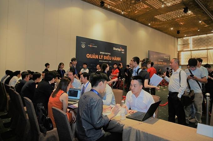 Gala Startup Việt 2020 diễn ra vào ngày 2/12 tại TP HCM.